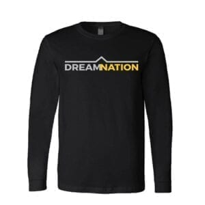 Black TShirts Dream Nation