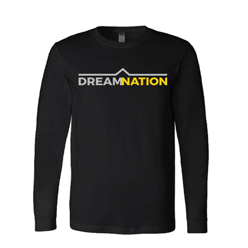 Black TShirts Dream Nation